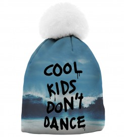 Aloha From Deer, COOL KIDS DON'T DANCE BEANIE Thumbnail $i
