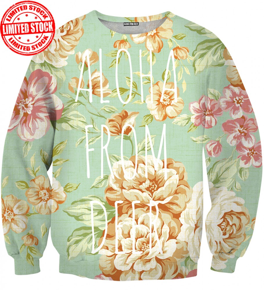 Aloha From Deer, OUR DEER SWEATER Image $i
