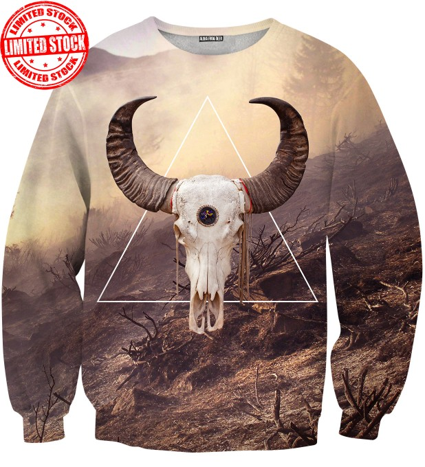 BILLY GOAT SWEATER Thumbnail 1