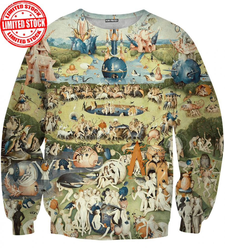 Aloha From Deer, YOUR GARDEN SWEATER Image $i