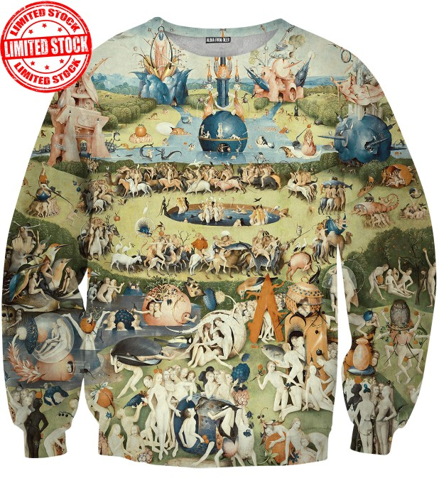YOUR GARDEN SWEATER Thumbnail 1