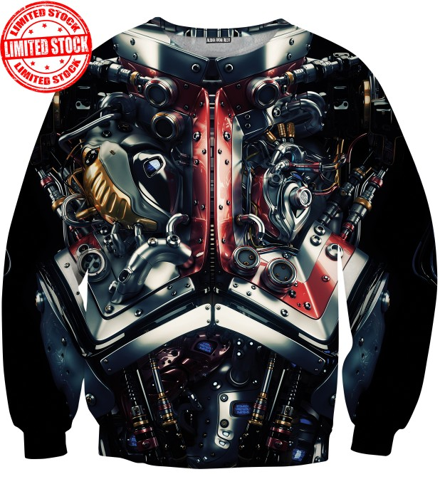 MACHINE SWEATER Thumbnail 1