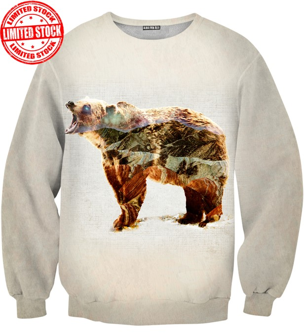 BEAR SWEATER Thumbnail 1