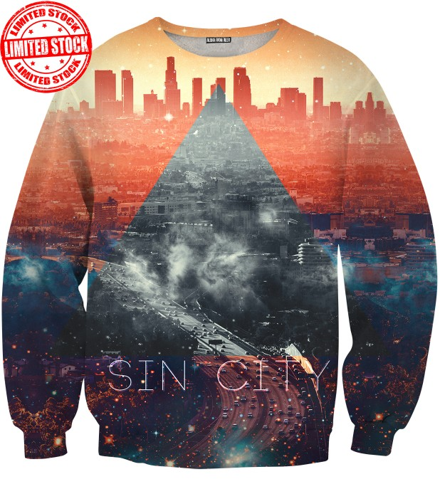 SIN CITY SWEATER Thumbnail 1