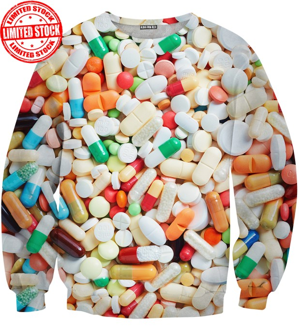 PILLZ SWEATER Thumbnail 1
