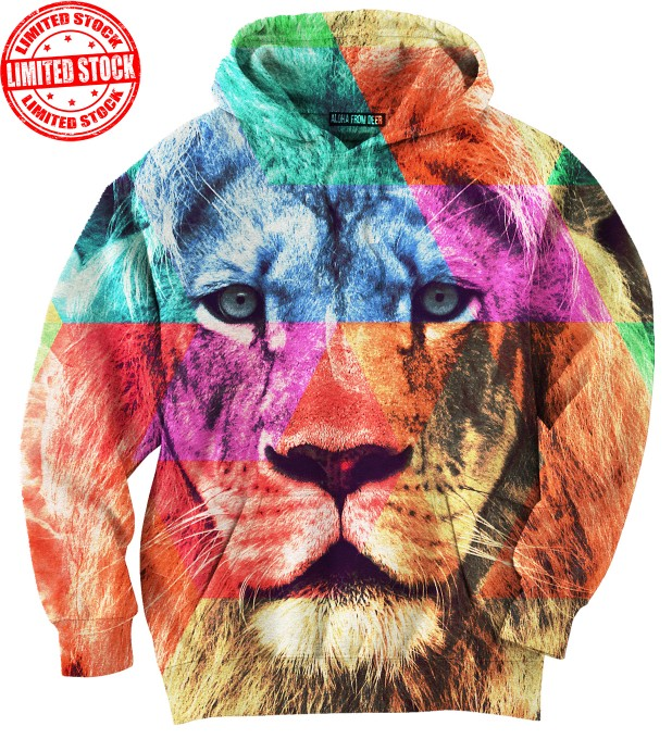 COLORFUL LIONEL HOODIE Miniatury 1