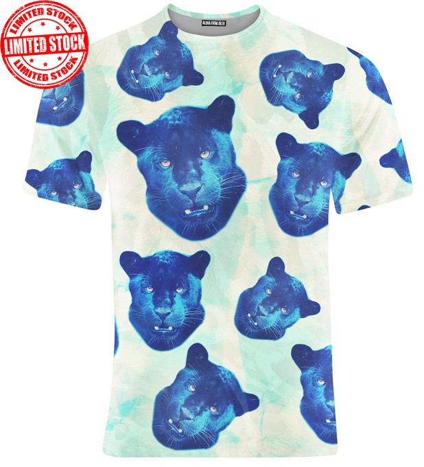 PANTHER HEADS T-SHIRT Thumbnail 1