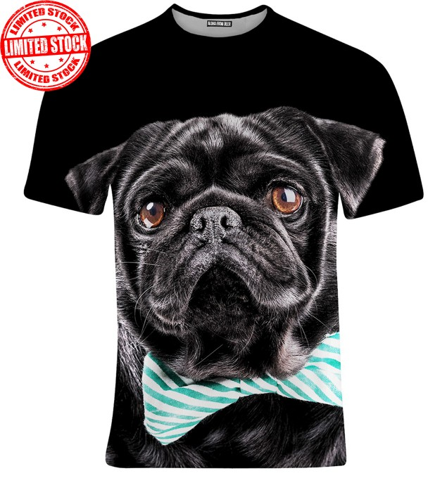 THE PUG T-SHIRT Thumbnail 1