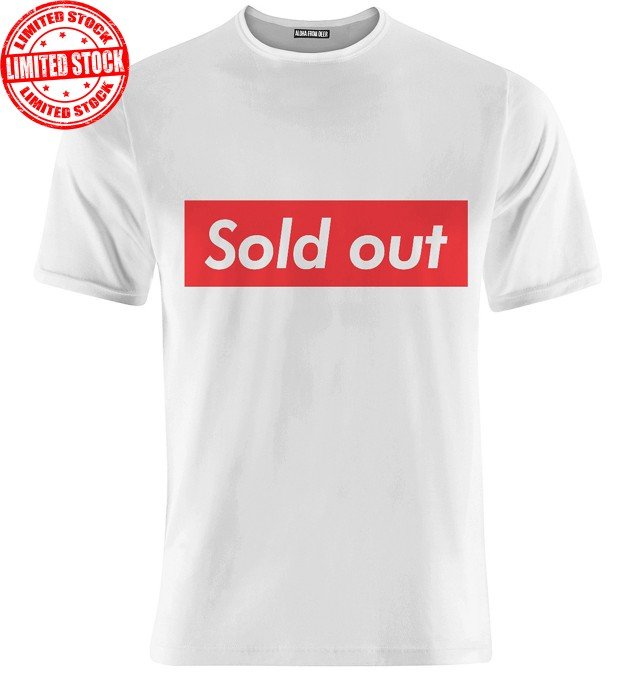 SOLD OUT T-SHIRT Thumbnail 1