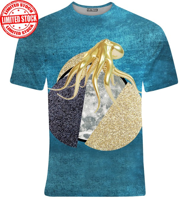 GOLDEN OCTOPUS T-SHIRT Thumbnail 1