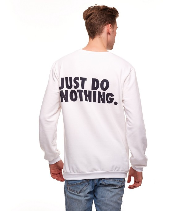 BLUZA JUST DO NOTHING Miniatury 2
