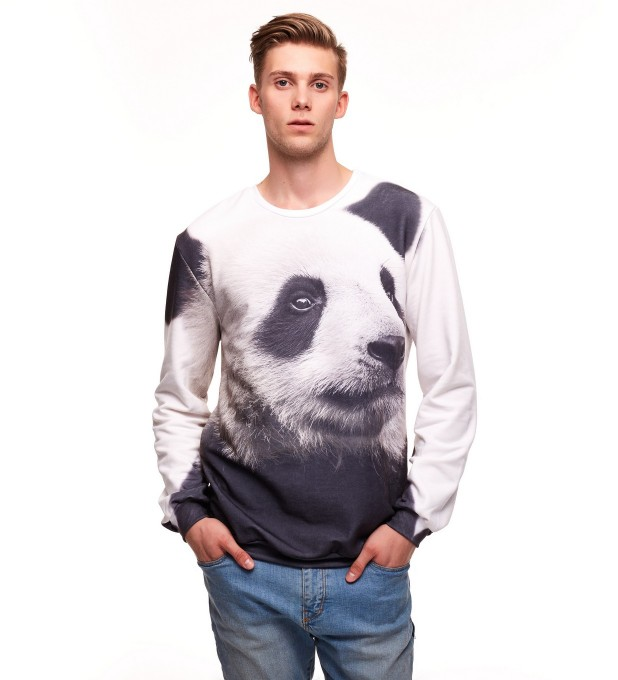 PANDA BEAR  SWEATER Thumbnail 1