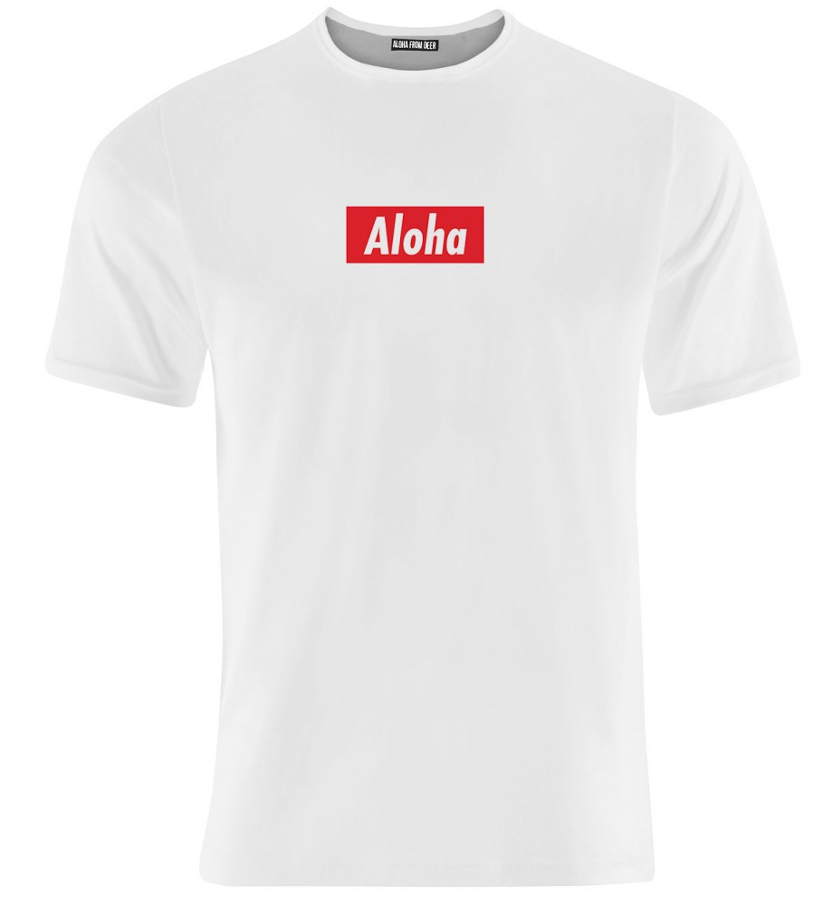 Aloha From Deer, SUPREME DEER T-SHIRT Image $i