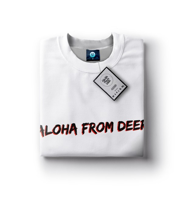 BASIC ALOHA FOUR  WOMEN SWEATSHIRT Thumbnail 2