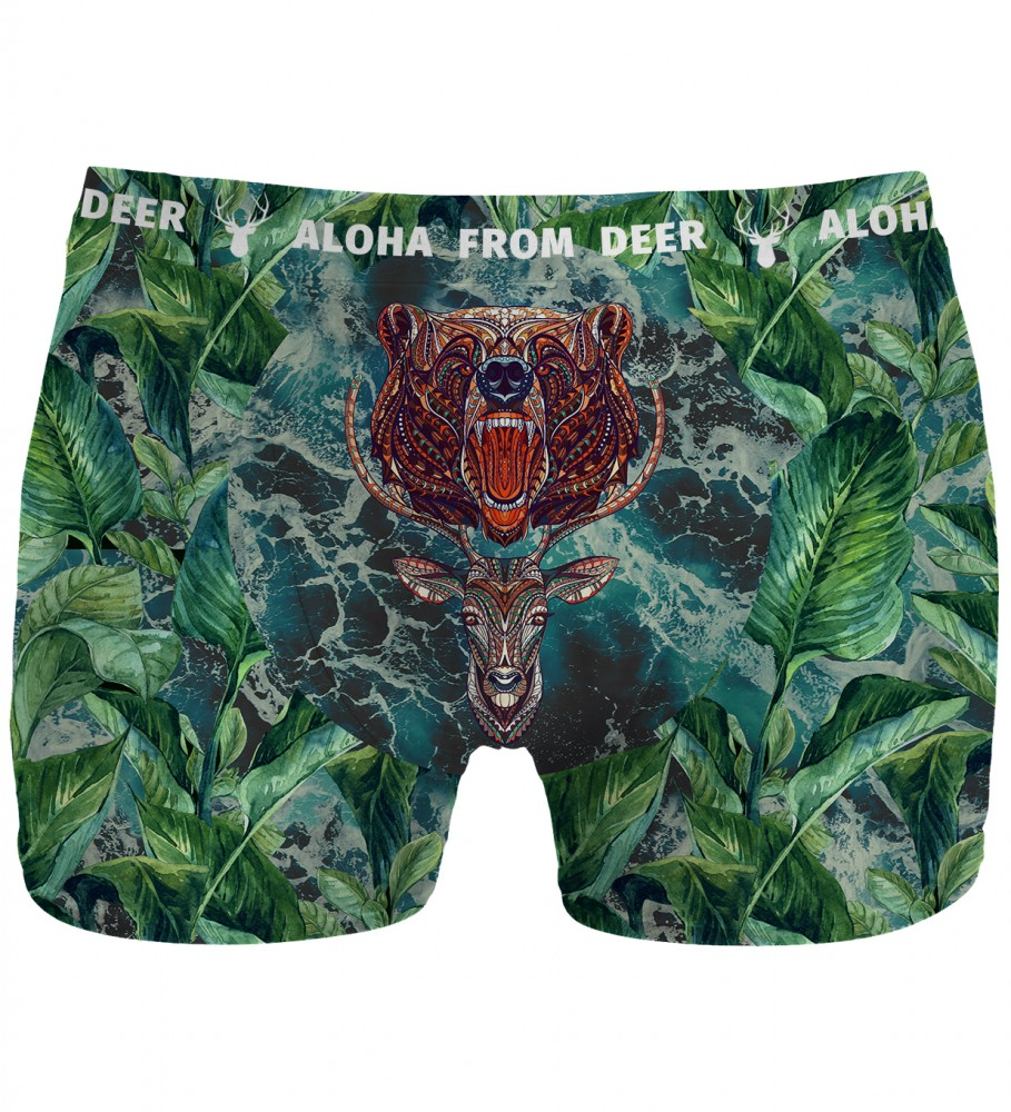 Aloha From Deer, FORCE & HARMONY UNDERWEAR Image $i