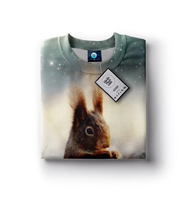 THE SQUIRREL WOMEN SWEATSHIRT Thumbnail 2
