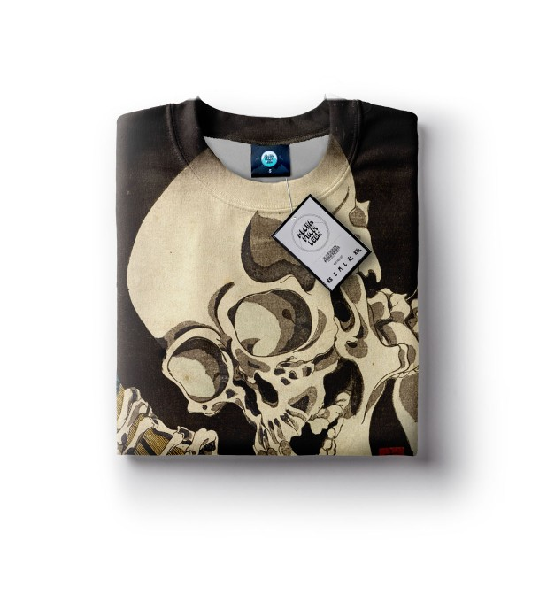 BLUZA DEATH IS WATCHING Miniatury 2