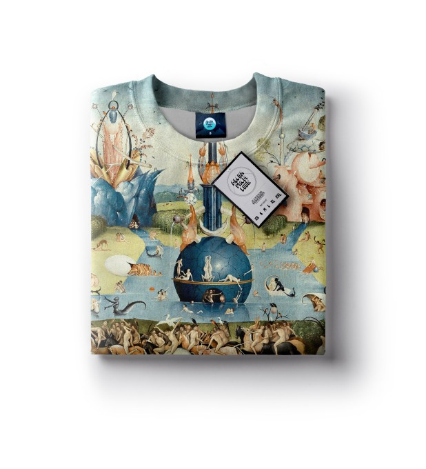 BLUZA THE GARDEN OF EARTHLY DELIGHTS Miniatury 2