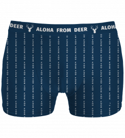 Aloha From Deer, FK YOU NAVY UNDERWEAR Thumbnail $i