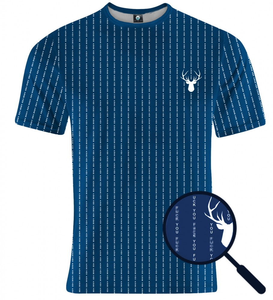 Aloha From Deer, FK YOU NAVY T-SHIRT Image $i