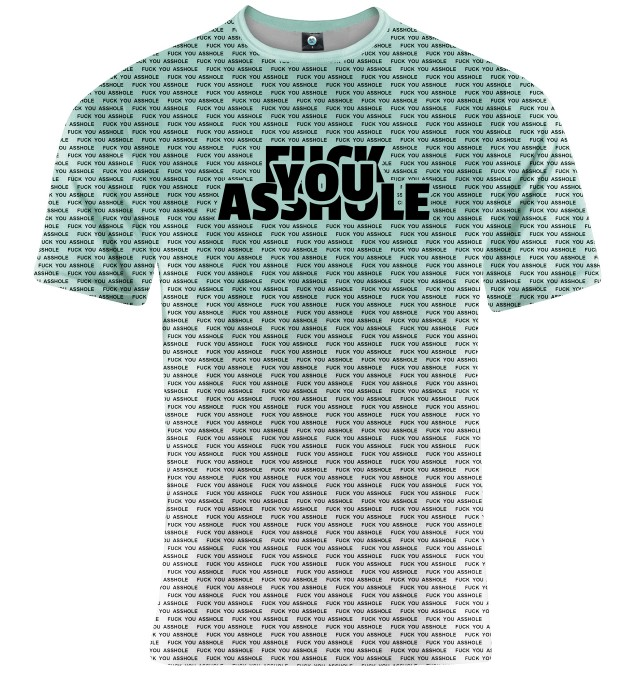 FK YOU AHOLE T-SHIRT Thumbnail 1