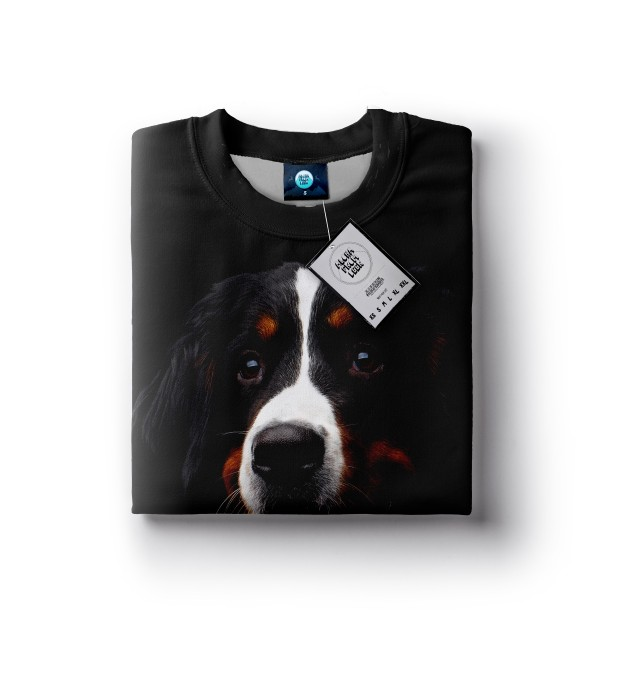BERNESE MOUNTAIN DOG SWEATSHIRT Thumbnail 2