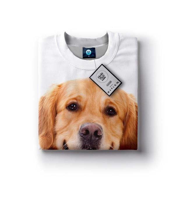 GOLDEN RETRIEVER SWEATSHIRT Thumbnail 2