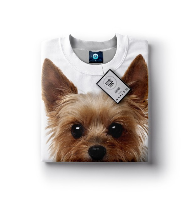 YORKSHIRE TERRIER SWEATSHIRT Thumbnail 2