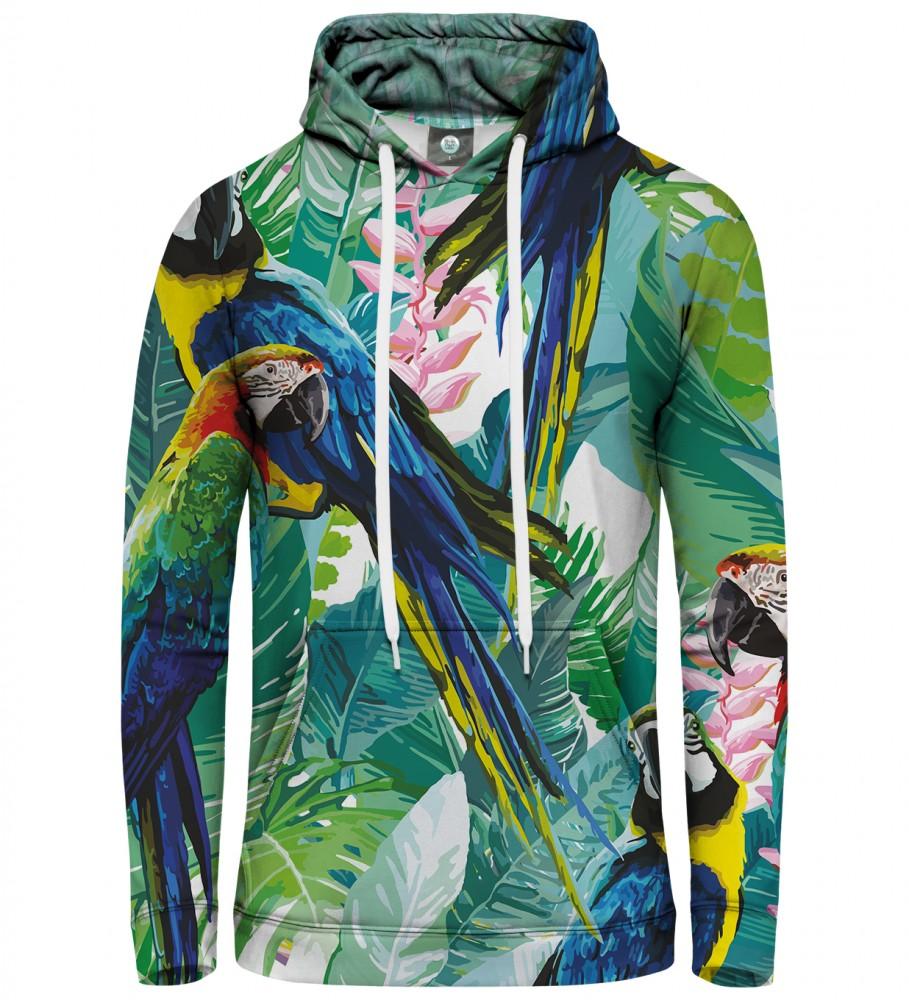 Aloha From Deer, JUNGLE HOODIE Image $i