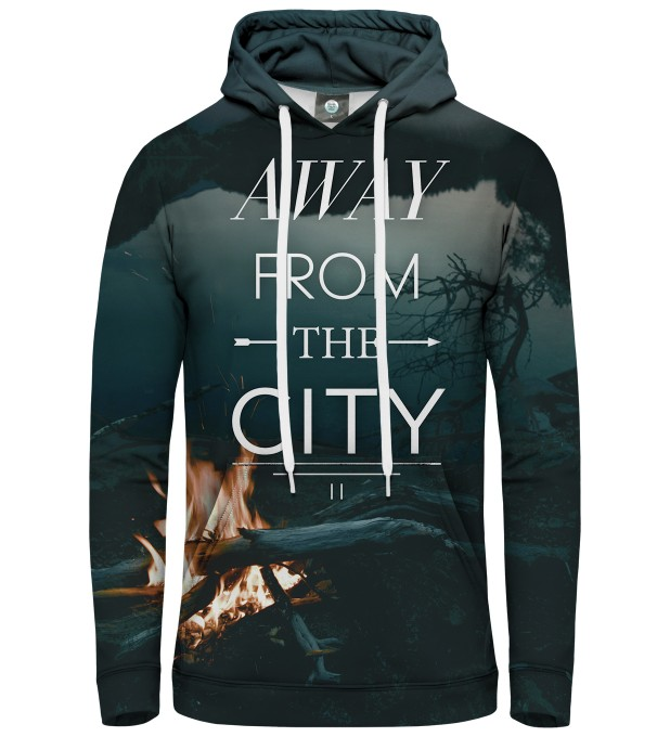 AWAY FROM CITY HOODIE Thumbnail 1