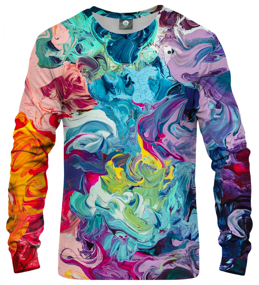 Aloha From Deer, PAINTJOB SWEATSHIRT Image $i