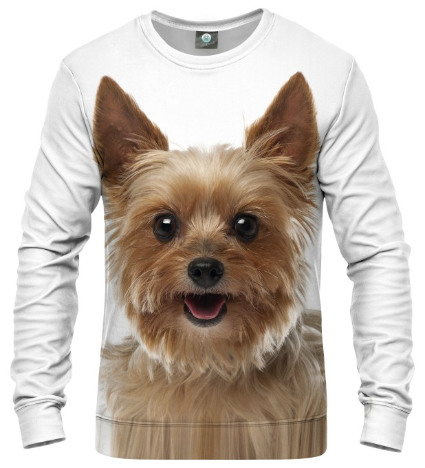 YORKSHIRE TERRIER SWEATSHIRT Thumbnail 1