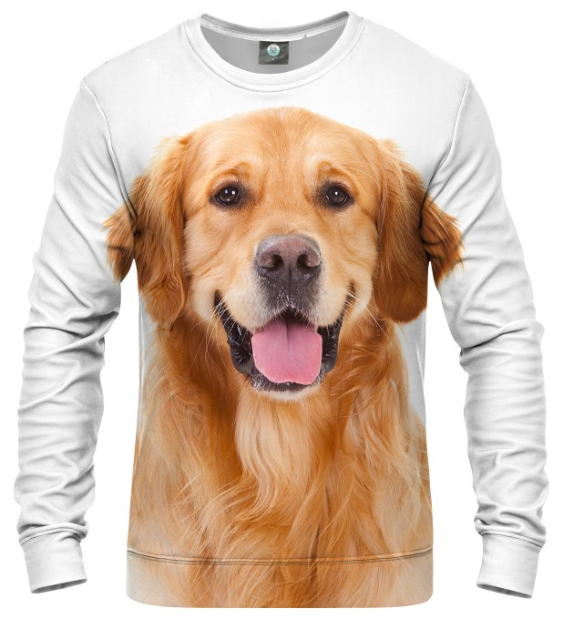 GOLDEN RETRIEVER SWEATSHIRT Thumbnail 1