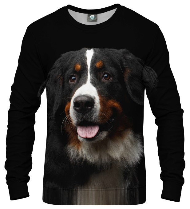BERNESE MOUNTAIN DOG SWEATSHIRT Thumbnail 1