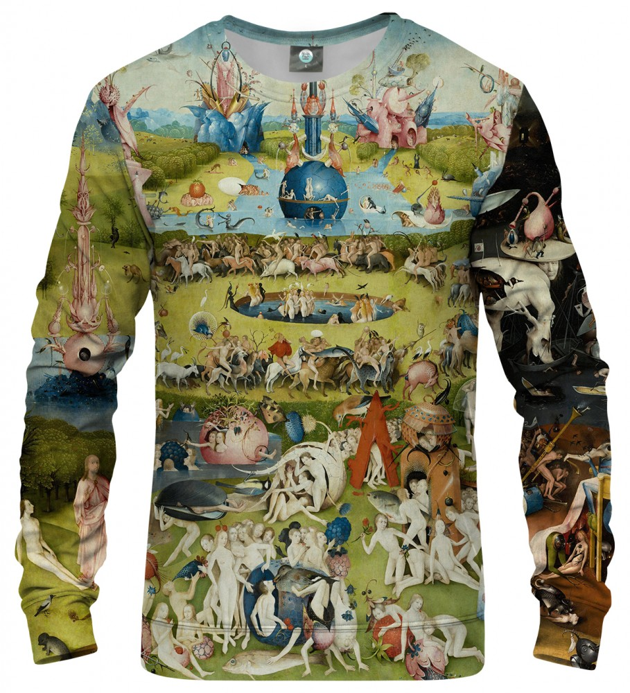 Aloha From Deer, THE GARDEN OF EARTHLY DELIGHTS SWEATSHIRT Image $i