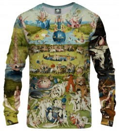 THE GARDEN OF EARTHLY DELIGHTS SWEATSHIRT