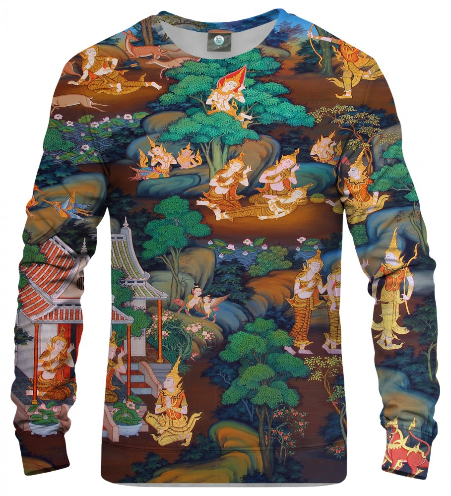 Aloha From Deer, 99 GODDESSES SWEATSHIRT Image $i