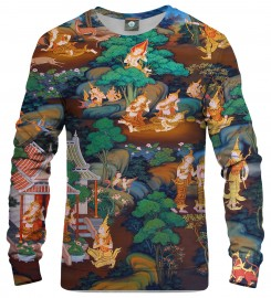 Aloha From Deer, 99 GODDESSES SWEATSHIRT Thumbnail $i
