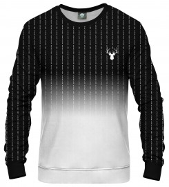 Aloha From Deer, FK YOU FADE BLACK SWEATSHIRT Thumbnail $i