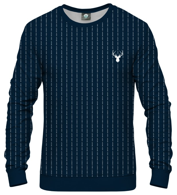BLUZA FK YOU NAVY Miniatury 1
