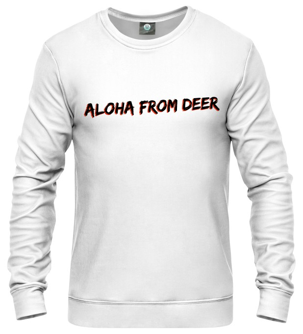 BASIC ALOHA FOUR SWEATER Thumbnail 1