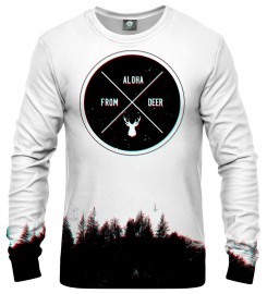Aloha From Deer, CIRCLE WOODS TWO SWEATER Thumbnail $i