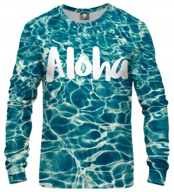 Aloha From Deer, WATER CHILL SWEATER Thumbnail $i