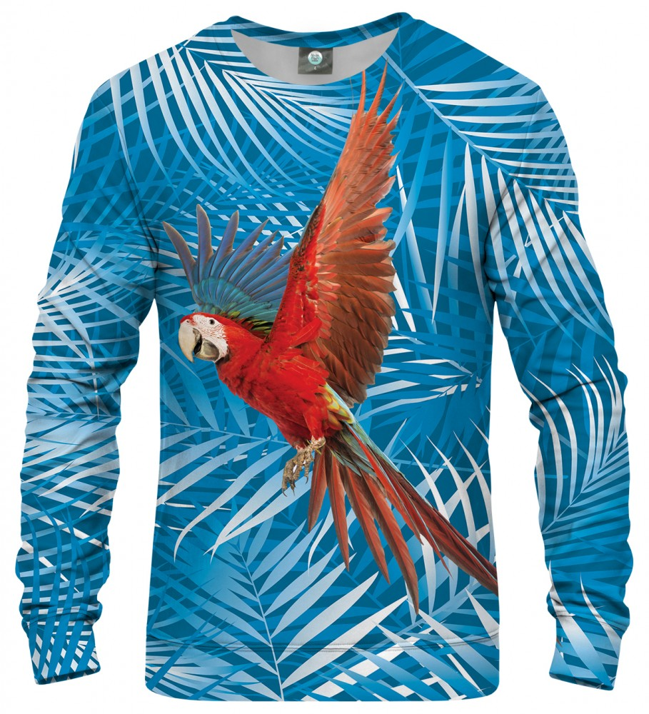 Aloha From Deer, THE PARROT  SWEATER Image $i
