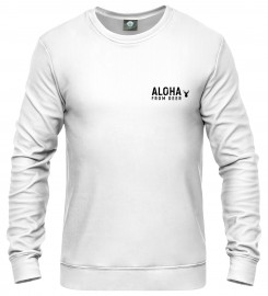 "Aloha From Deer, ""THIS IS A SWEATER WITH LOGO"" SWEATER Thumbnail $i"