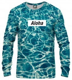 Aloha From Deer, CLEAR WATER SWEATER Thumbnail $i