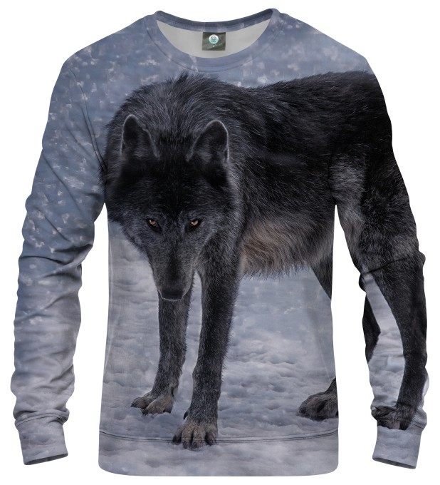 WOLF INSIDE SWEATER Thumbnail 1
