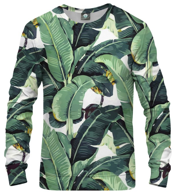 BLUZA WATERCOLOR JUNGLE Miniatury 1