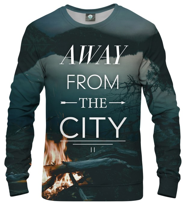 AWAY FROM CITY SWEATER Thumbnail 1