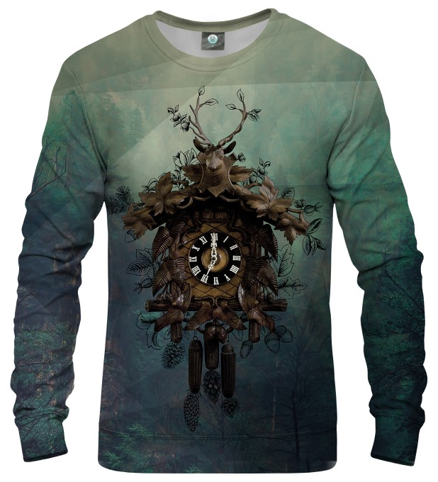 CLOCKS SWEATER Thumbnail 1